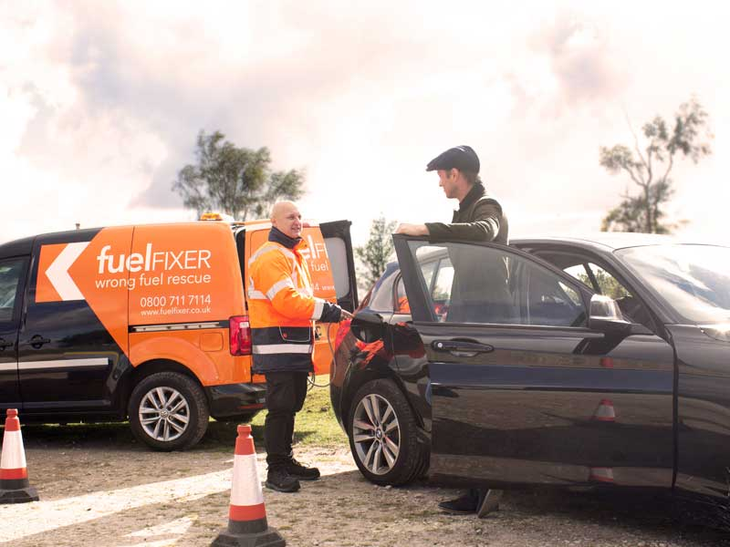 What Happens If You Fill Your Car With the Wrong Fuel?