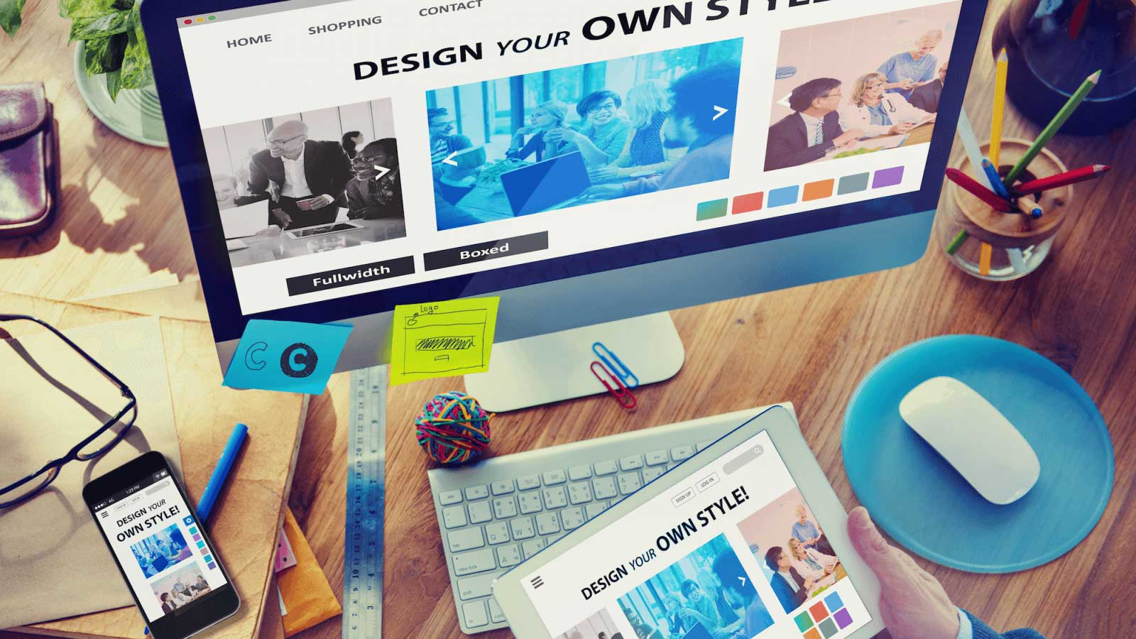 Web Design: How To Make Your Web Page Best?