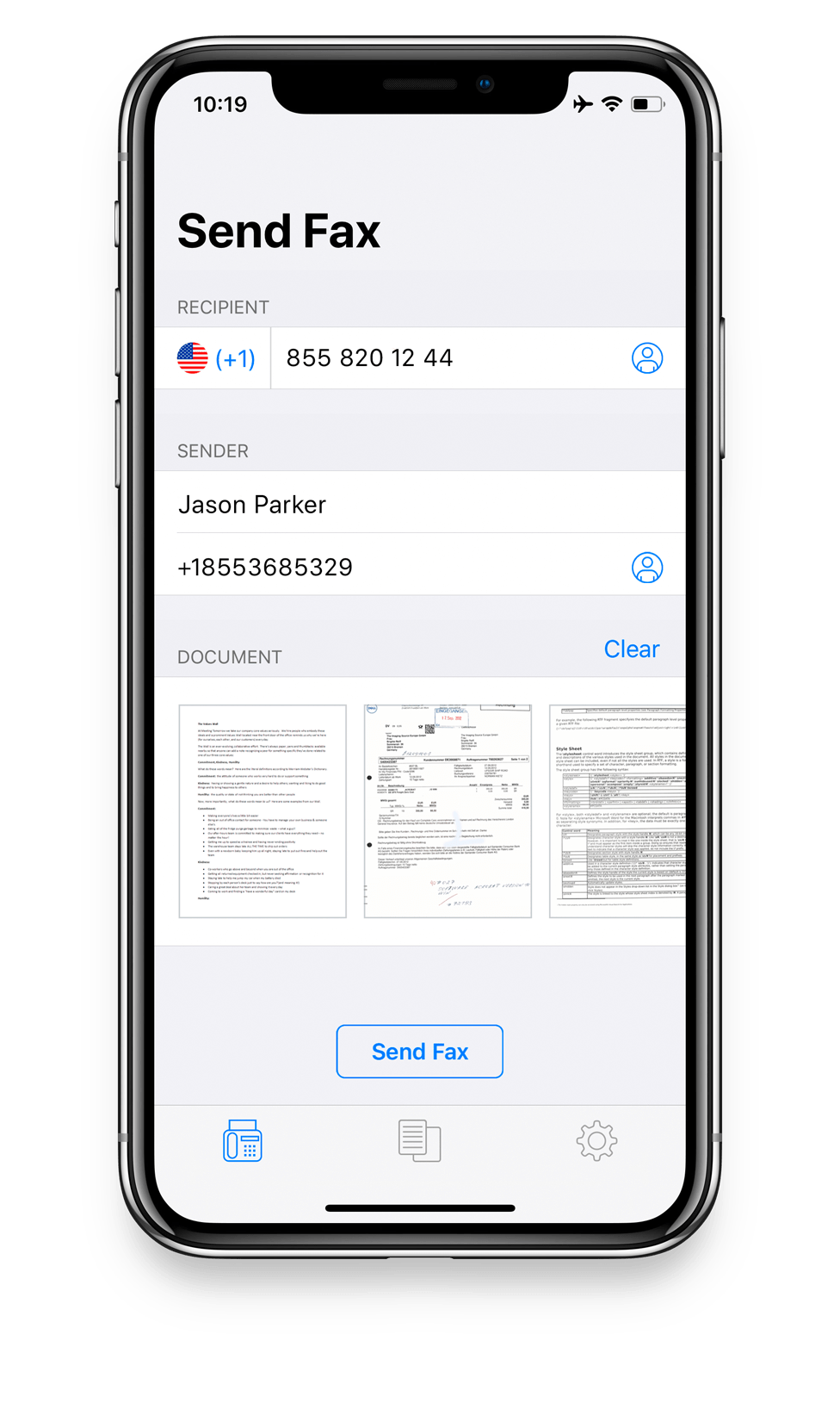 Find the ideal fax app to send fax profitably
