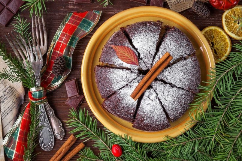 Where to get the best Christmas food hampers?